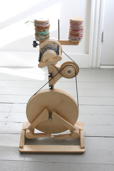 The Pollywog ~ SpinOlution ~ Sarah Elizabeth Fibre Works