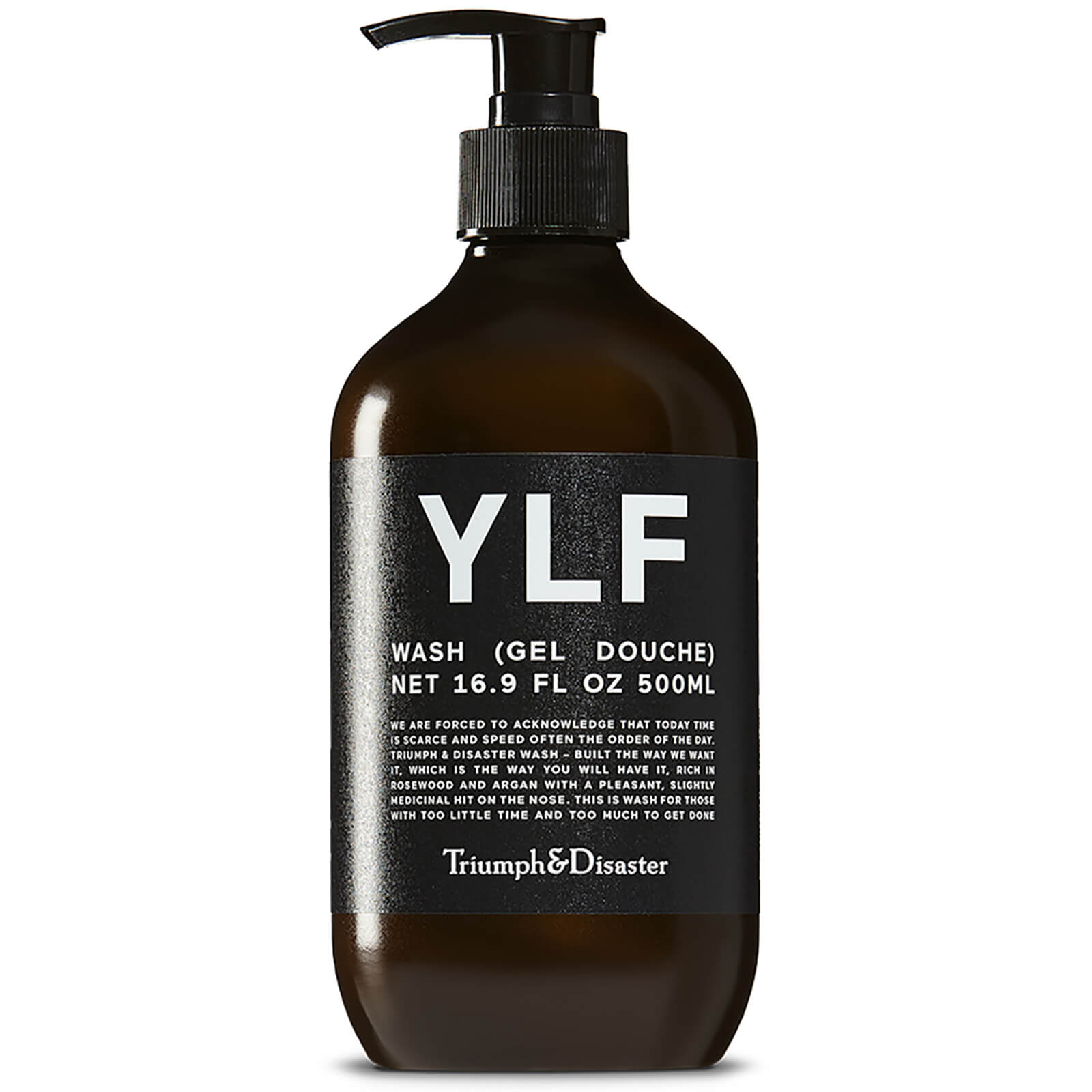 YLF Wash Triumph and Disaster