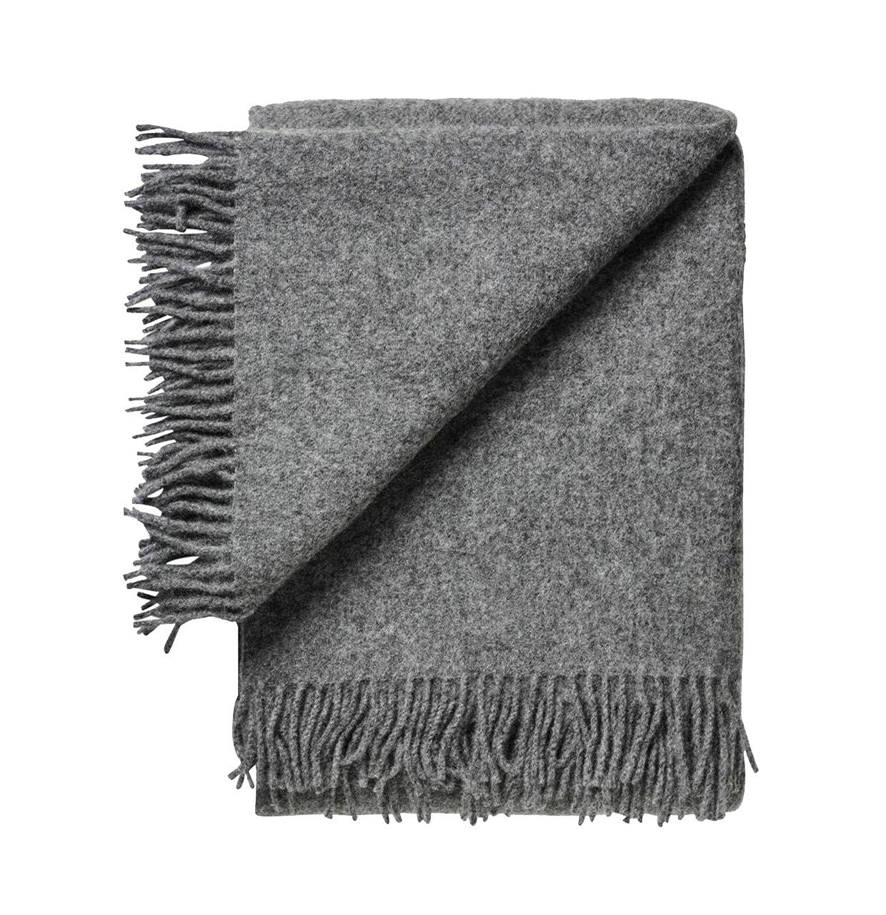 Warwick Charcoal Nevis Throw