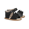 Pretty Brave Black Dragon Sandal
