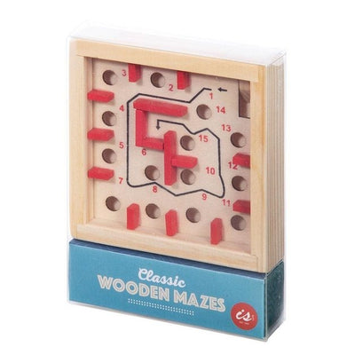 IS Gift Classic Wooden Maze