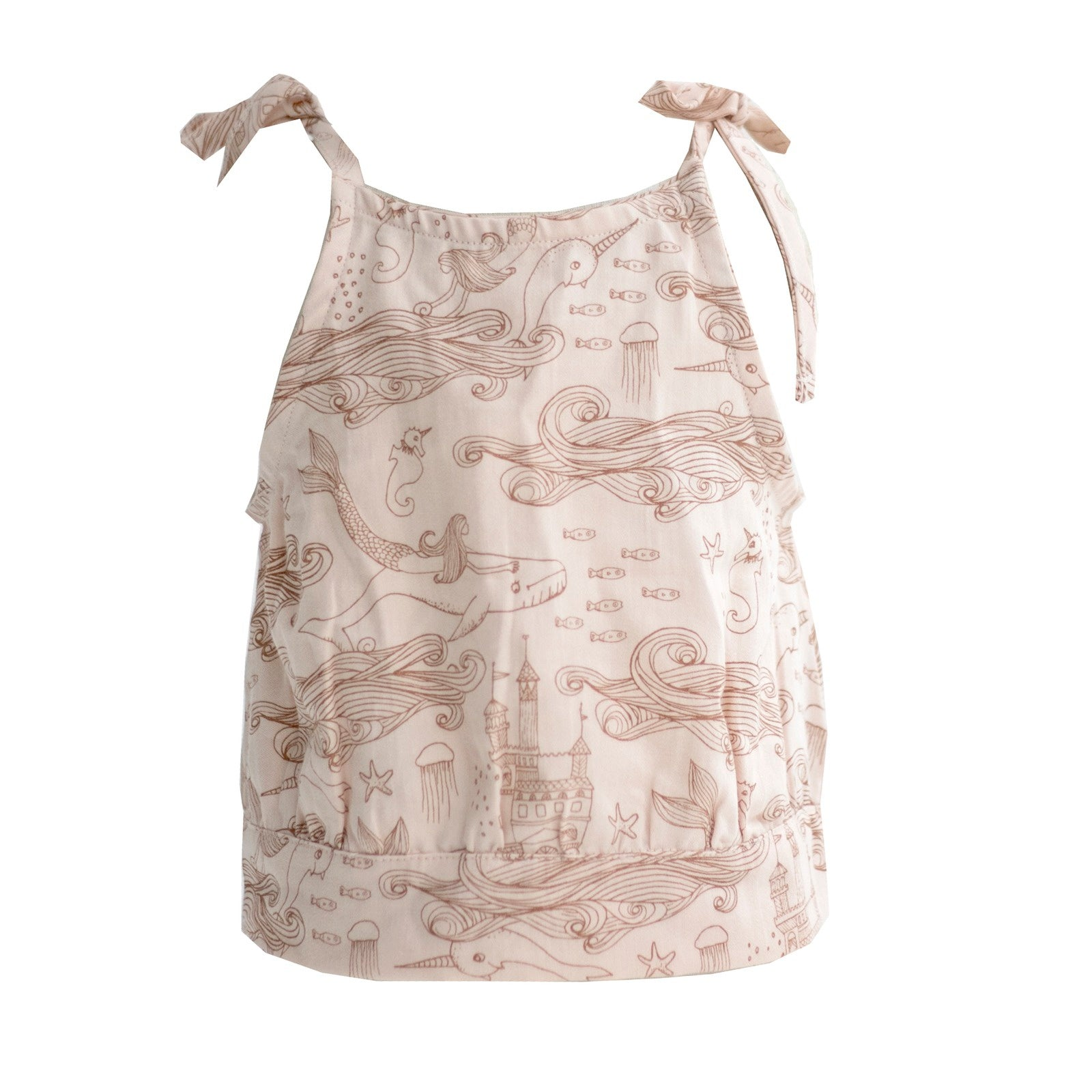 Burrow & Be Mermaid Life Singlet