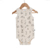 Burrow & Be Almond Burrowers Singlet Onesie