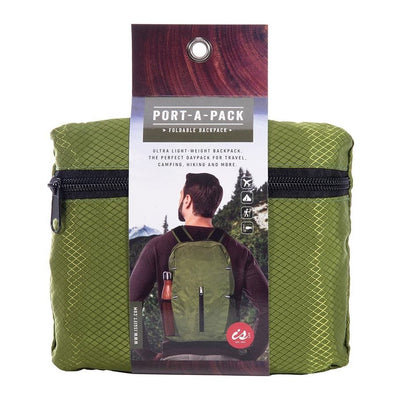 Port A Pack Explore Foldable