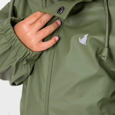 Khaki Play Jacket
