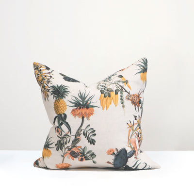 Thread Design Attenborough Linen Cushion