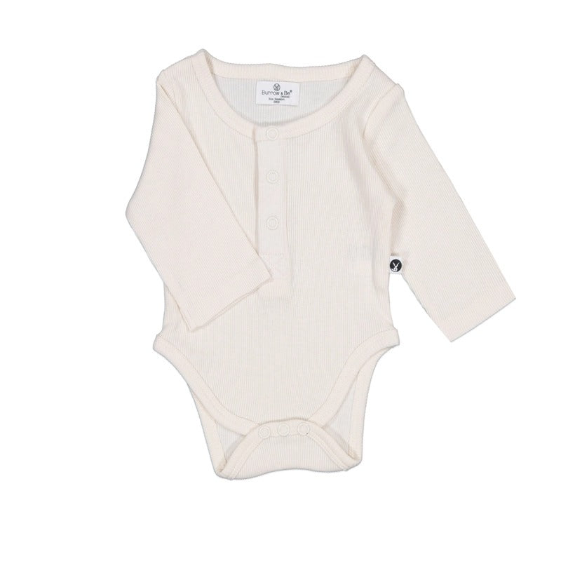 Burrow and Be Natural Rib Body Suit