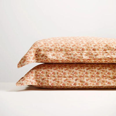 Thread Design Brick Flutter Pillowcases