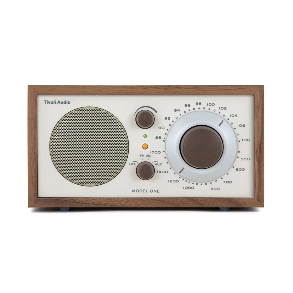 Tivoli One Walnut/Beige Radio