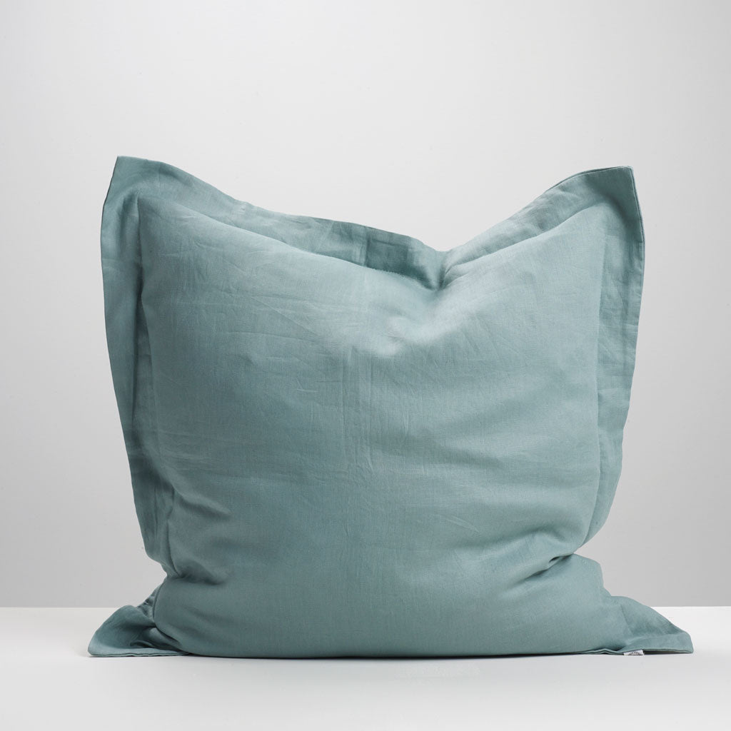 Ocean European Pillowcase Thread Design