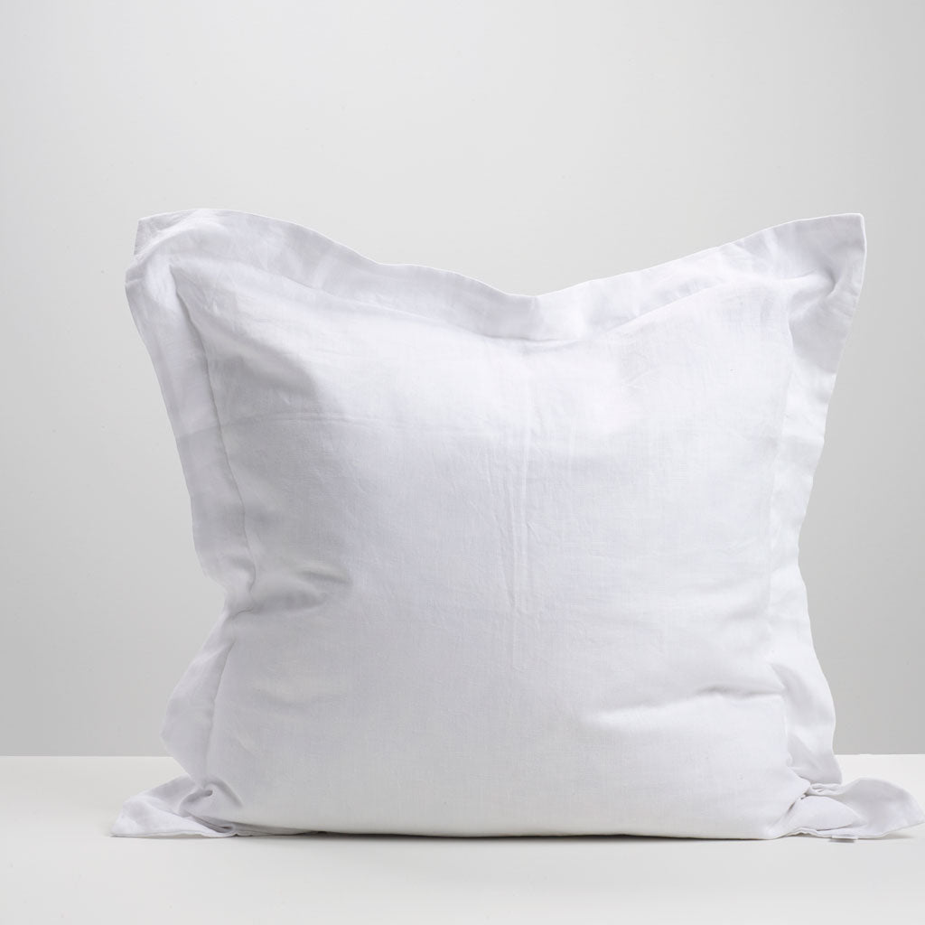 White European Pillowcase Thread Design