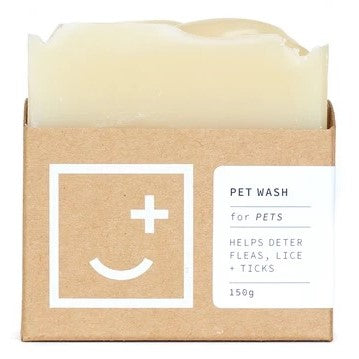 Fair + Square Soapery Pet Wash