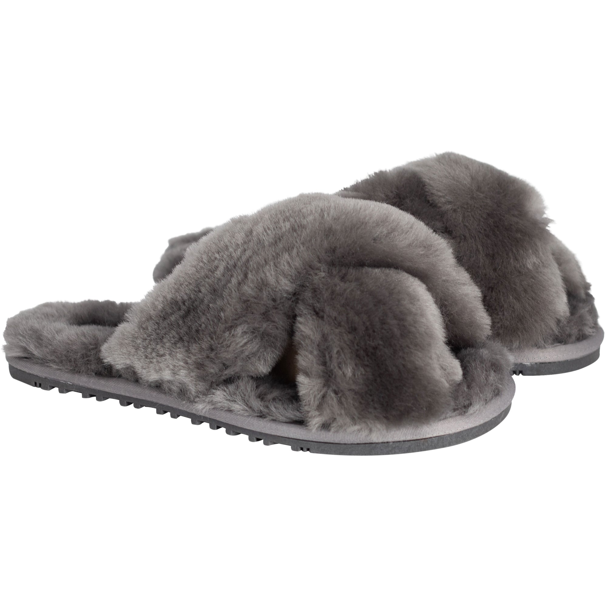 Rachel Grey Slipper KiwiGear