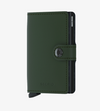 Secrid Matte Green Black Miniwallet