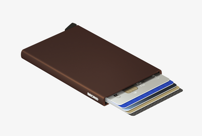 Secrid Brown Card Protector