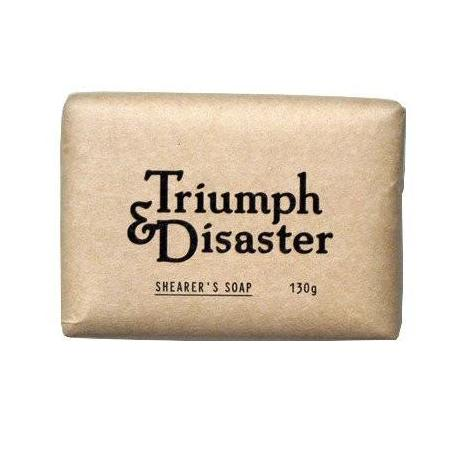 Shearers Soap Triumph and Disaster