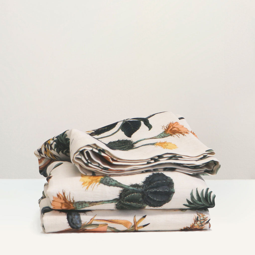 Thread Design Attenborough Linen Throw