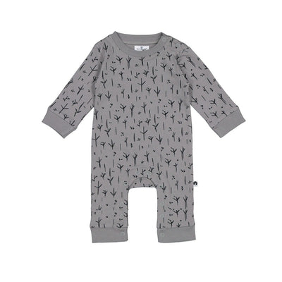 Burrow and Be Sticks And Stones Steel Tommy Romper