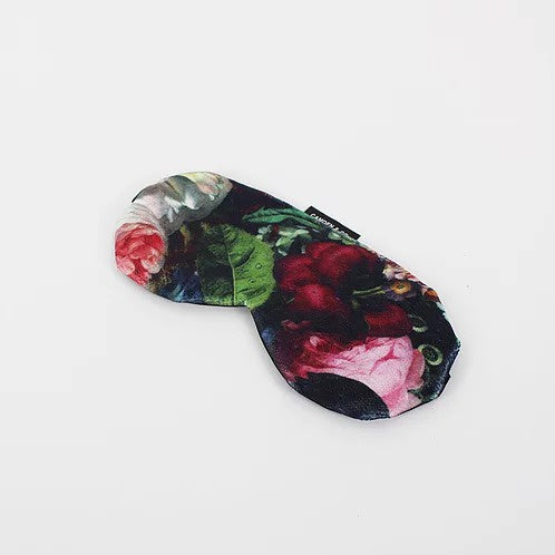 Flowerbomb Velvet Eye Mask