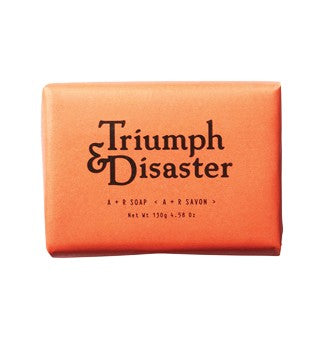 A+R Soap Triumph & Disaster