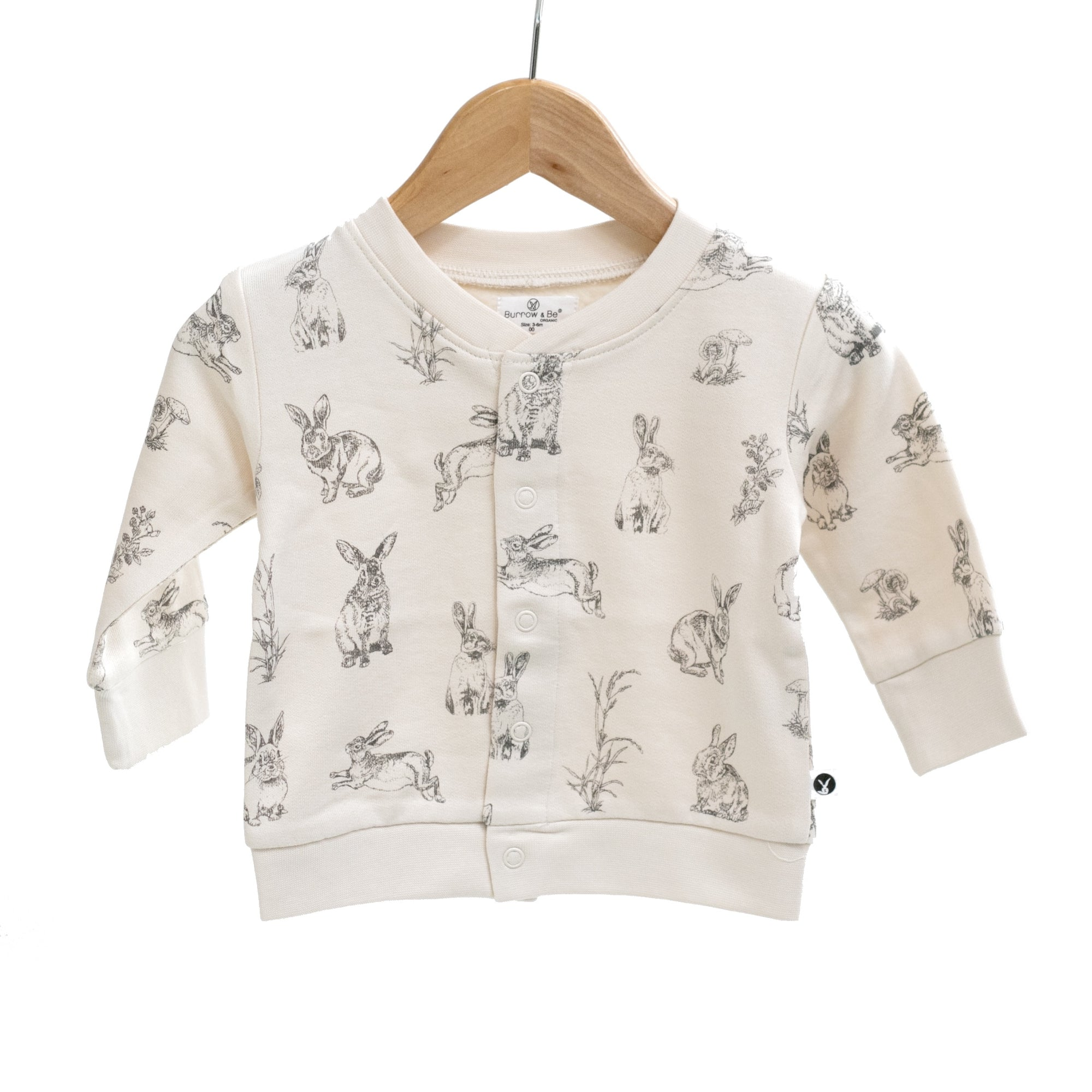 Burrow & Be Almond Burrowers Cardi