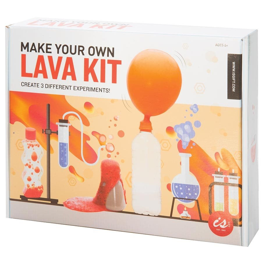 IS Gift Make Your Own Lava Kit