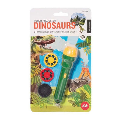 IS Gift Dinosaur Torch Projector