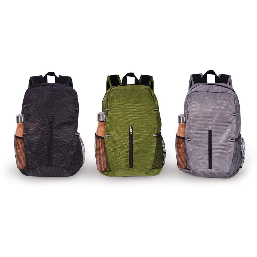IS Gift Port-a-Pack Foldable Backpack Explore
