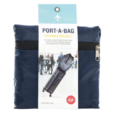 IS Gift Port-a-Bag Foldable Holdall bag