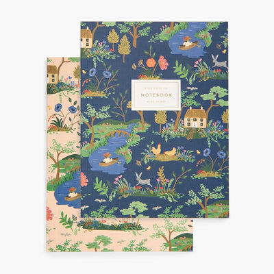 Rifle Paper Co Garden Toile Notebook Set