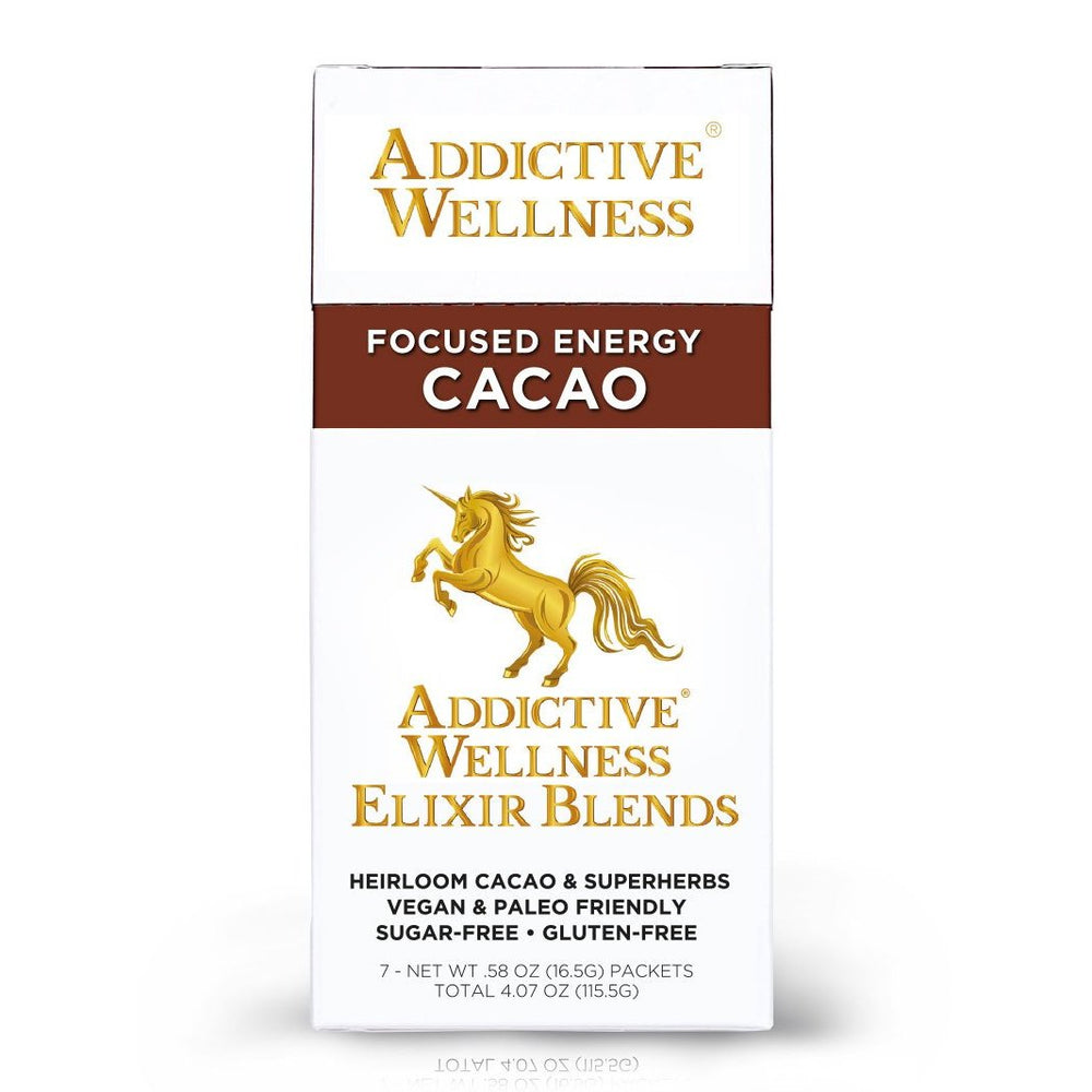 Cacao Elixir Blends