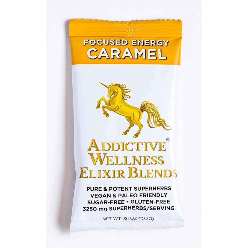 Caramel Elixir Blends