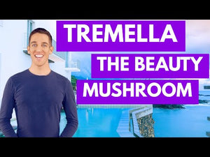 Load and play video in Gallery viewer, Tremella Mushroom