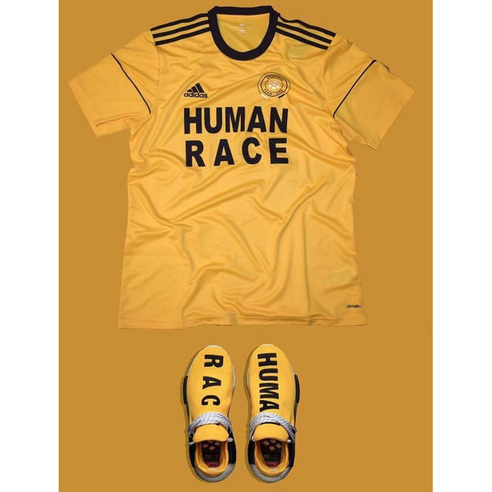 HU NMD JERSEY - YELLOW