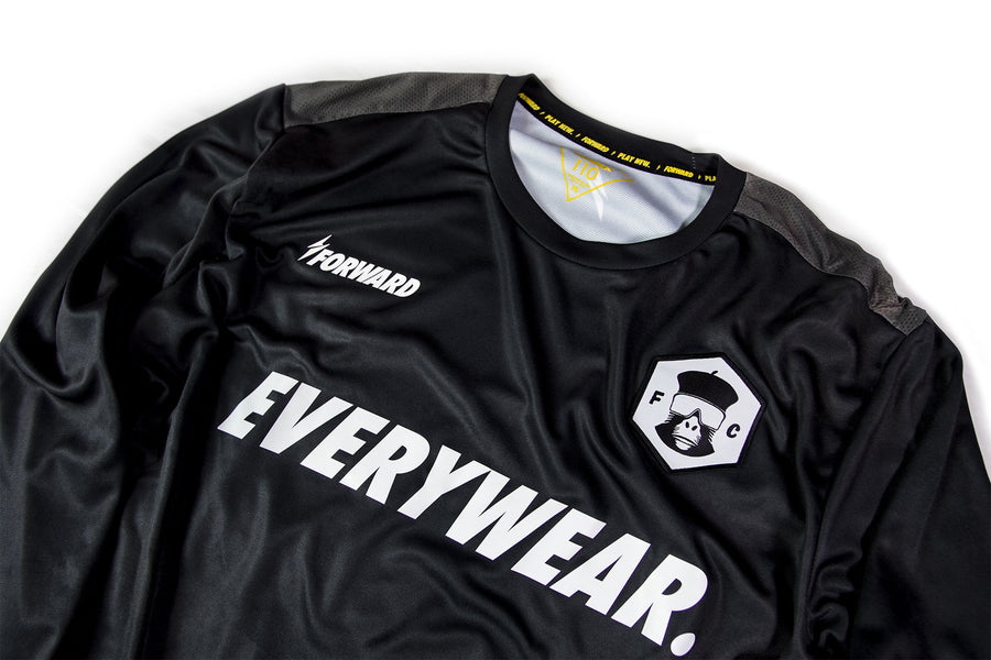 GUERRILLA FC X FORWARD TRAINING JERSEY LONGSLEEVE