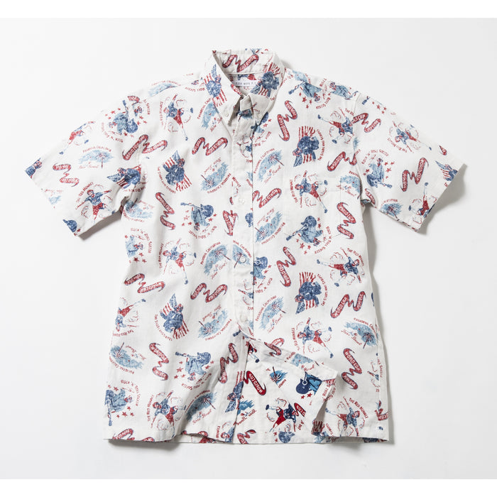 """RED MENACE"" S/S SHIRT"