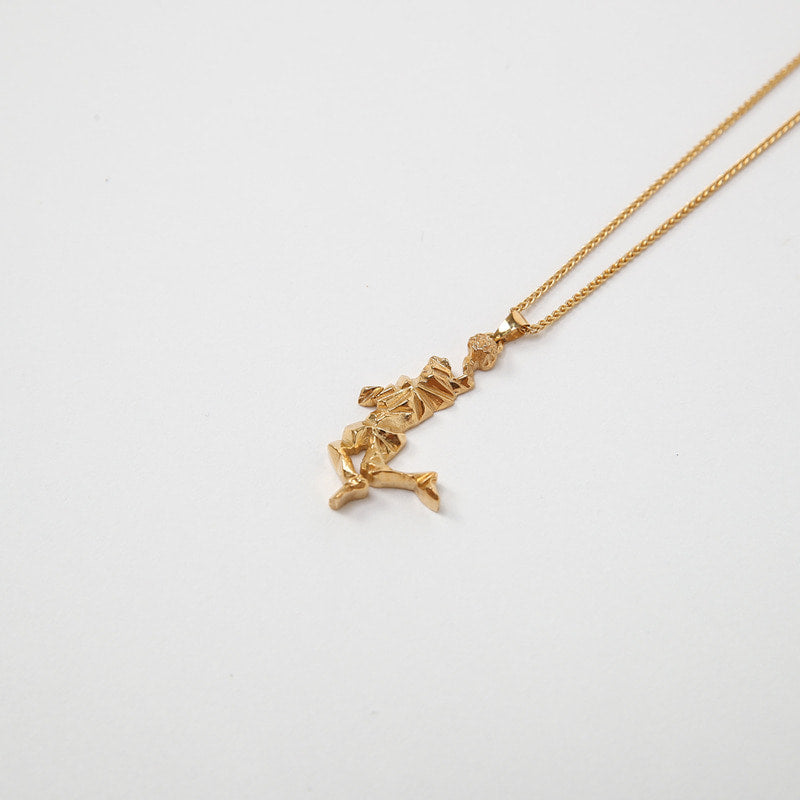 DIOS NECKLACE GOLD