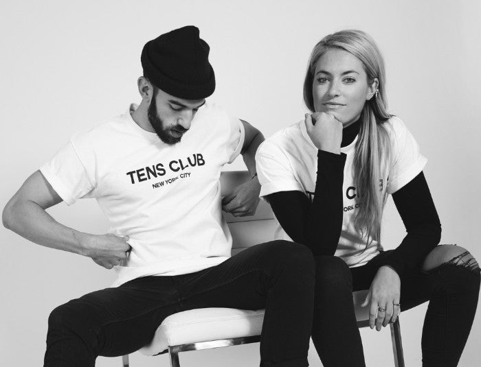 TENS CLUB NO. 10 SHIRT