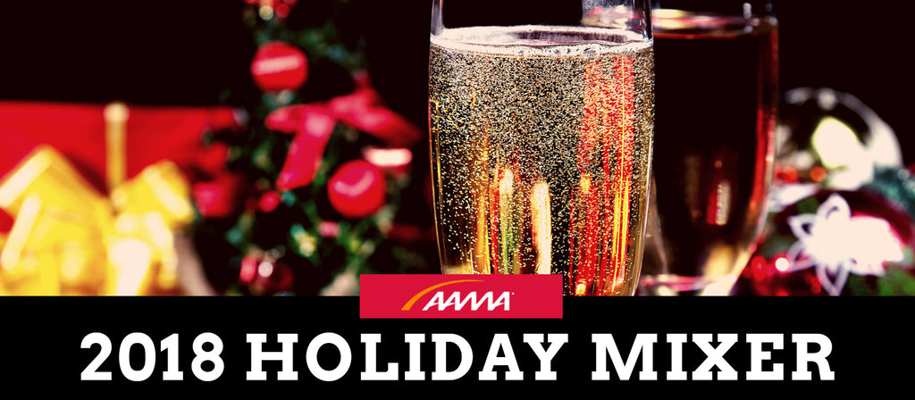 You're Invited! 2018 AAMA Holiday Mixer - December 17, 2018