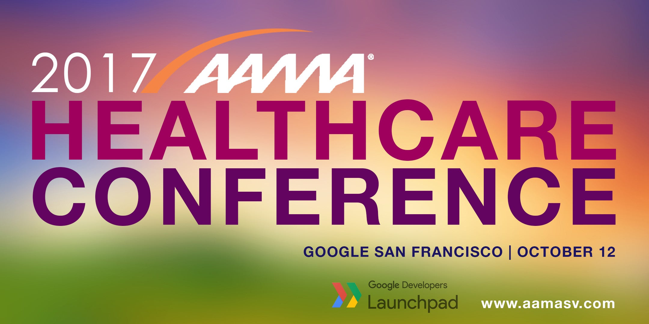 2017 AAMA Healthcare Conference