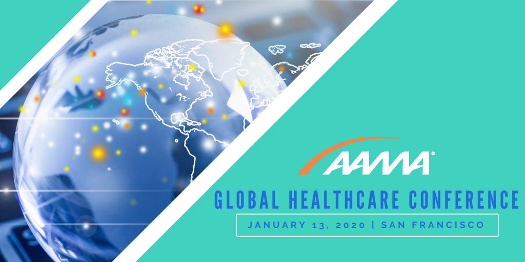 AAMA Global Healthcare Conference - Monday, January 13, 2020