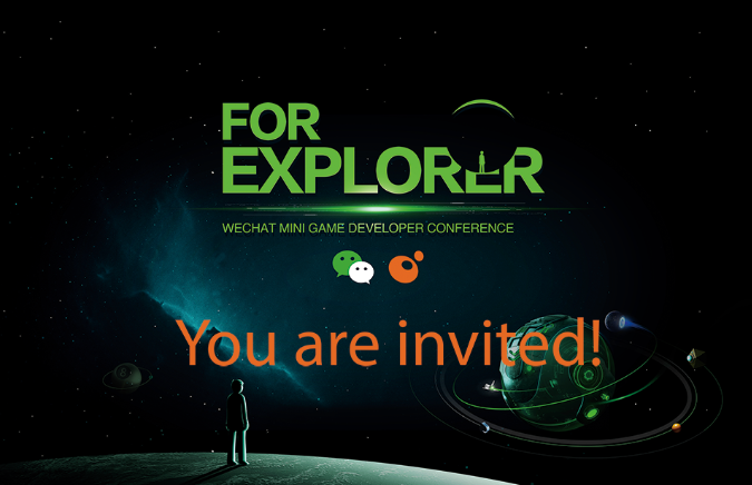 WeChat Mini Game Developer Conference