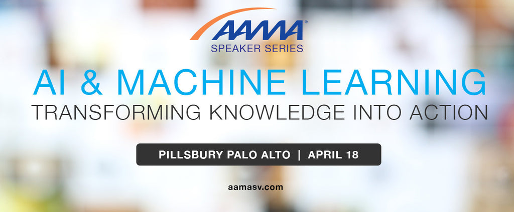 AAMA Speaker Series Panel on AI and Machine Learning