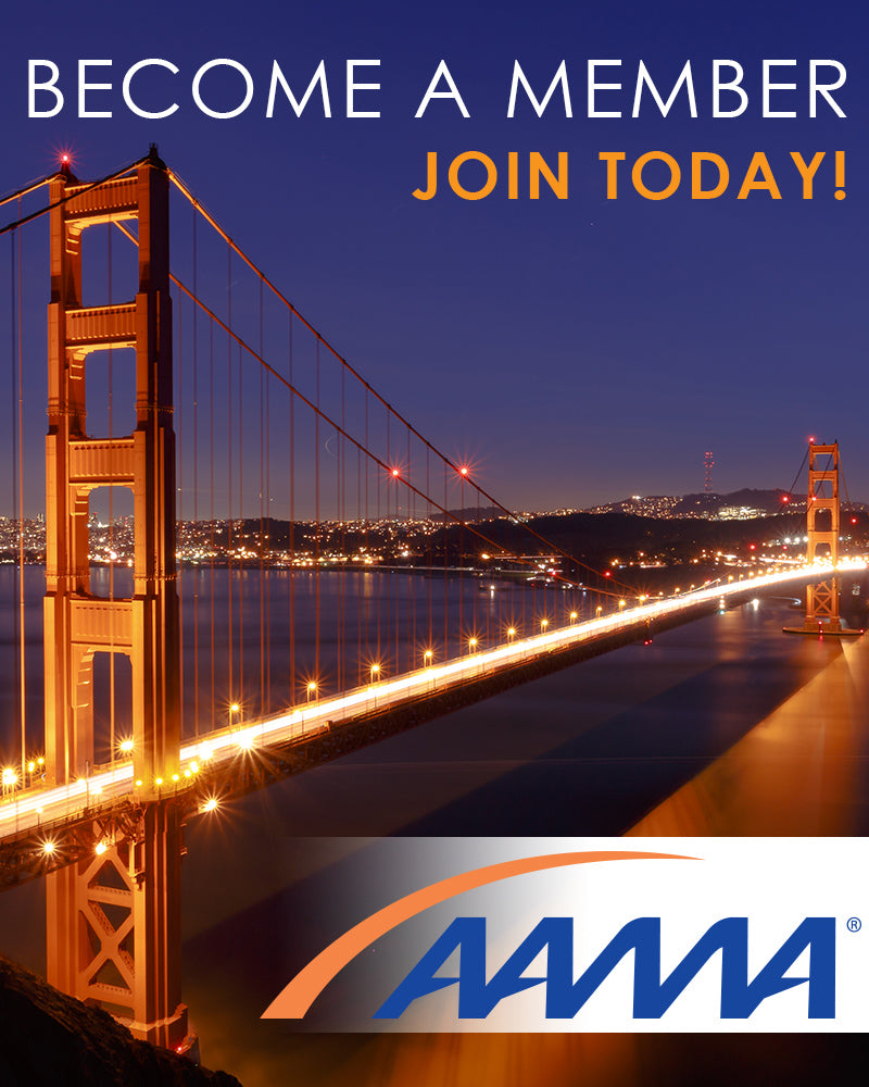 Find out what's happening at AAMA. Sign up to receive our eNewsletter!