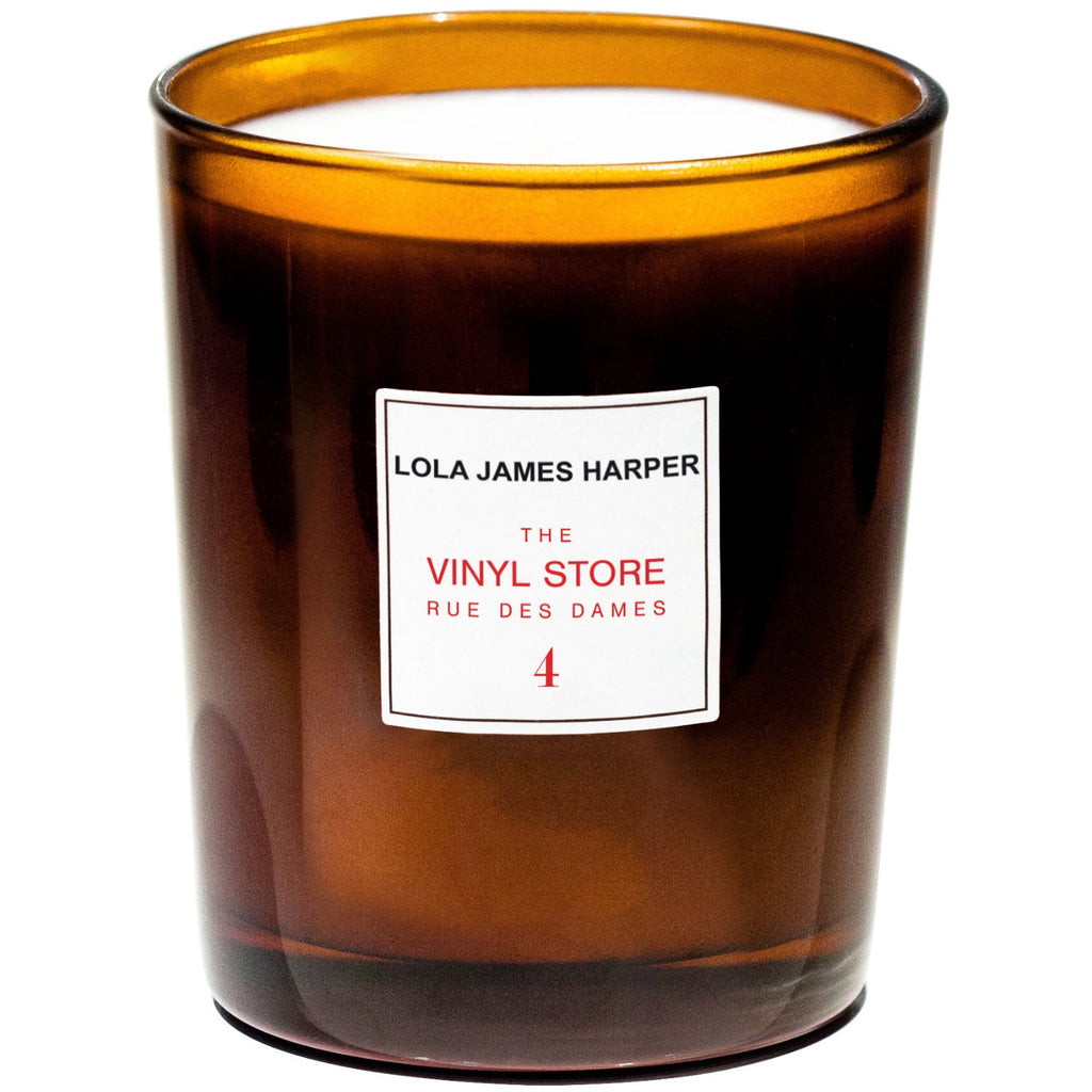 Vinyl Store Candle - Lola James Harper