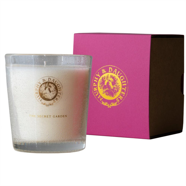 Murphy & Daughters The Secret Garden Candle