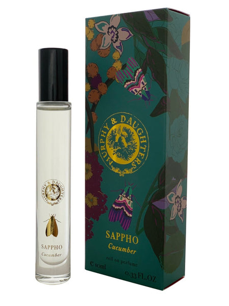 Murphy & Daughters Perfume Oil - Cucumber - SAPHO