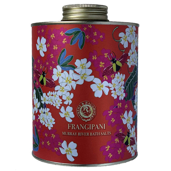 Murphy & Daughters  -  Murray River Frangipani Bath Salts