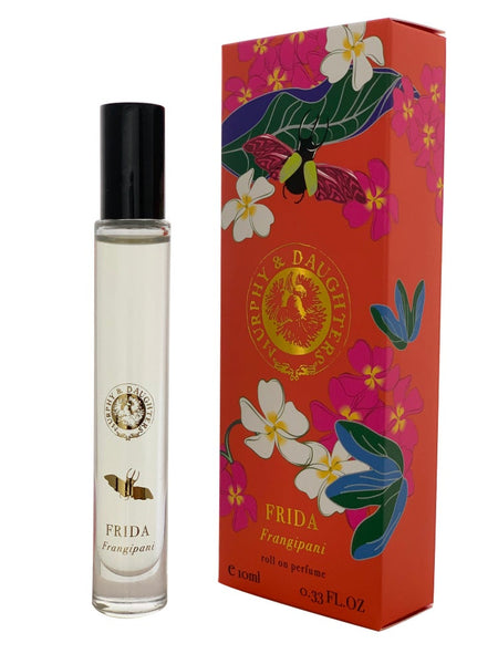 Murphy & Daughters Perfume Oil - Frangipani - FRIDA