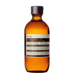 Bitter Orange Astringent Toner